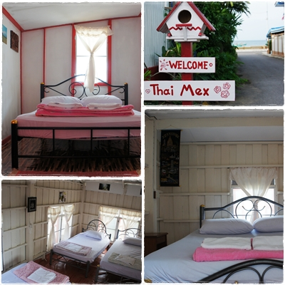 Thaimex cafa and home stay